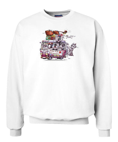 Schnauzer - Bark If You Love Dogs - Sweatshirt