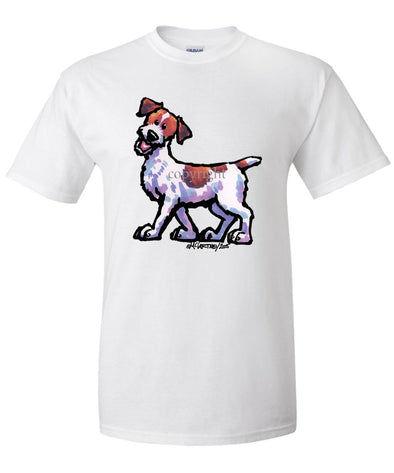 Jack Russell Terrier - Cool Dog - T-Shirt