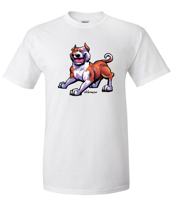 American Staffordshire Terrier - Cool Dog - T-Shirt