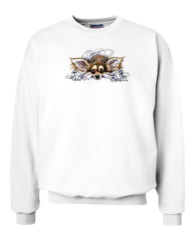 Chihuahua  Longhaired - Rug Dog - Sweatshirt