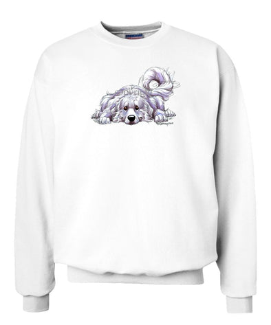 Great Pyrenees - Rug Dog - Sweatshirt