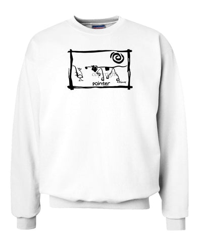 Pointer - Cavern Canine - Sweatshirt