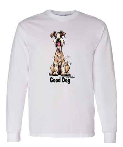 Lakeland Terrier - Good Dog - Long Sleeve T-Shirt