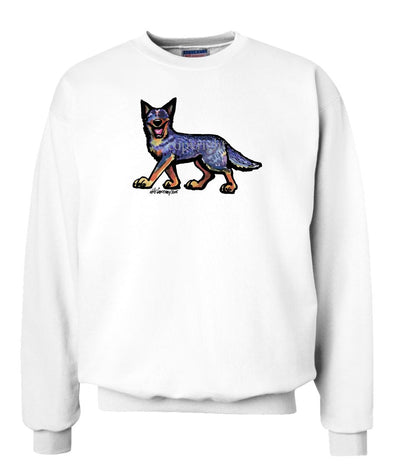 Australian Cattle Dog - Cool Dog - Sweatshirt