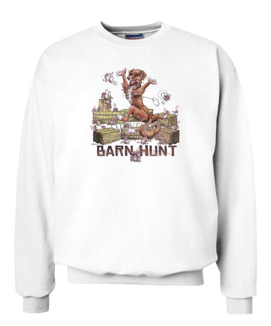 Nova Scotia Duck Tolling Retriever - Barnhunt - Sweatshirt