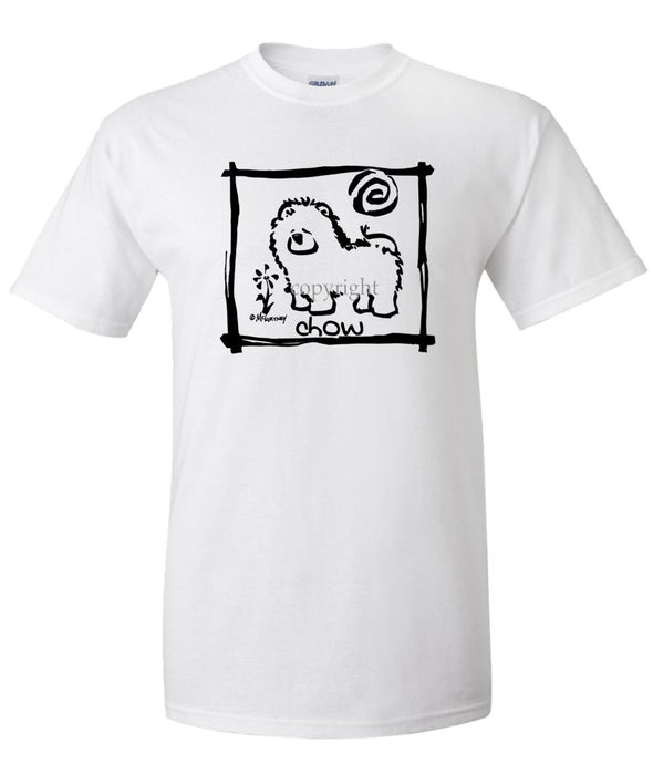 Chow Chow - Cavern Canine - T-Shirt