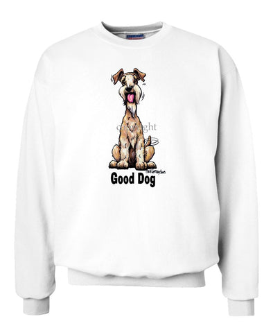 Lakeland Terrier - Good Dog - Sweatshirt