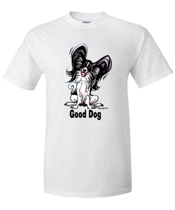 Papillon - Good Dog - T-Shirt