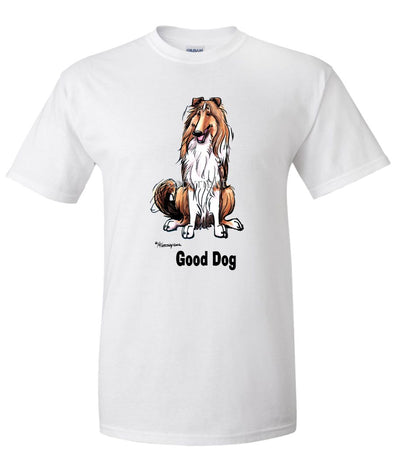 Collie - Good Dog - T-Shirt
