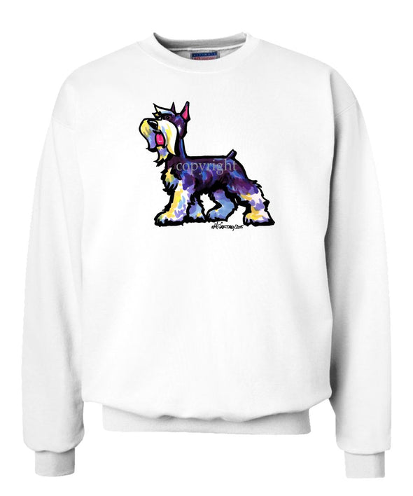Schnauzer - Cool Dog - Sweatshirt