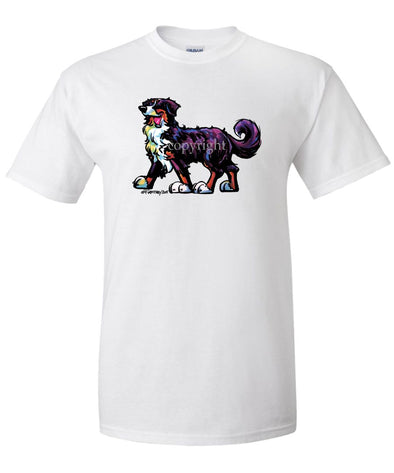 Bernese Mountain Dog - Cool Dog - T-Shirt