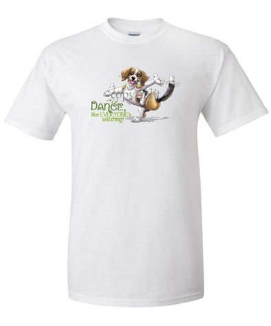 Beagle - Dance Like Everyones Watching - T-Shirt