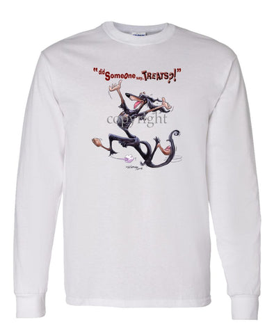 Saluki - Treats - Long Sleeve T-Shirt