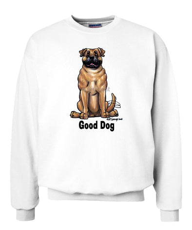 Bullmastiff - Good Dog - Sweatshirt