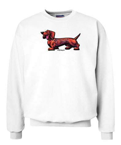 Dachshund - Cool Dog - Sweatshirt