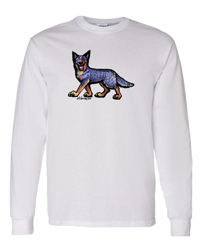 Australian Cattle Dog - Cool Dog - Long Sleeve T-Shirt