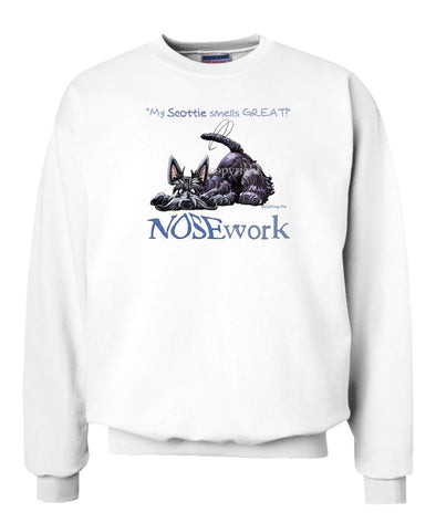 Scottish Terrier - Nosework - Sweatshirt
