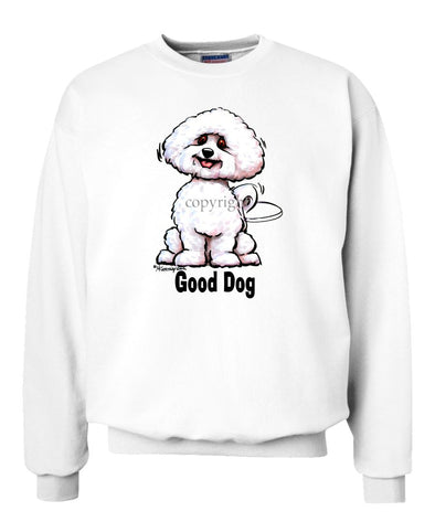Bichon Frise - Good Dog - Sweatshirt