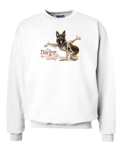 Belgian Tervuren - Dance Like Everyones Watching - Sweatshirt