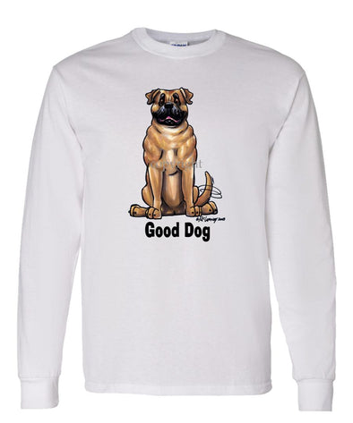 Bullmastiff - Good Dog - Long Sleeve T-Shirt