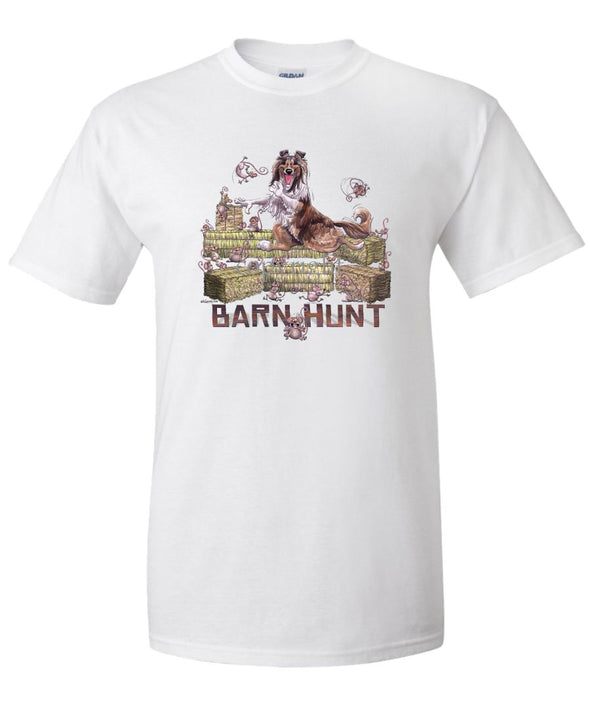 Collie - Barnhunt - T-Shirt