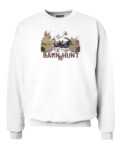 Scottish Terrier - Barnhunt - Sweatshirt