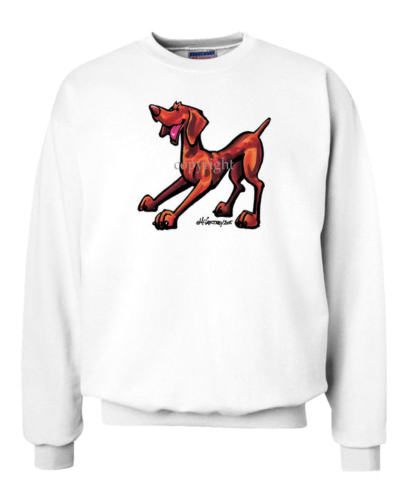 Vizsla - Cool Dog - Sweatshirt