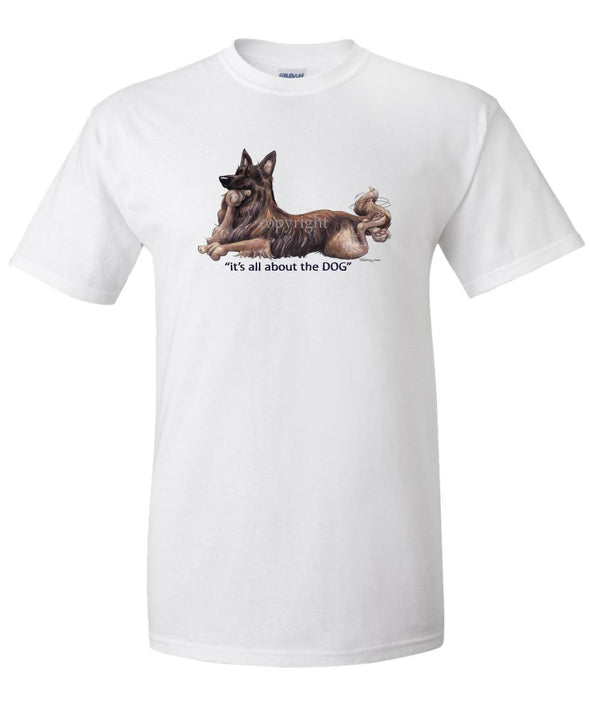 Belgian Tervuren - All About The Dog - T-Shirt