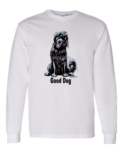 Newfoundland - Good Dog - Long Sleeve T-Shirt