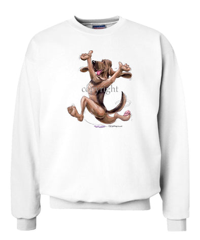 Bloodhound - Happy Dog - Sweatshirt