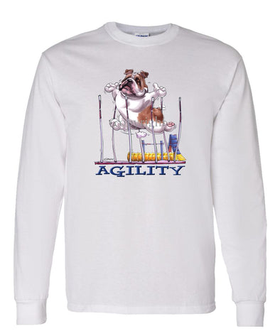 Bulldog - Agility Weave II - Long Sleeve T-Shirt