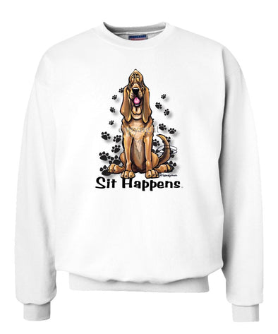 Bloodhound - Sit Happens - Sweatshirt