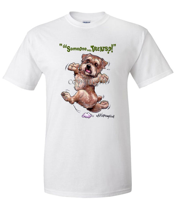 Norfolk Terrier - Treats - T-Shirt