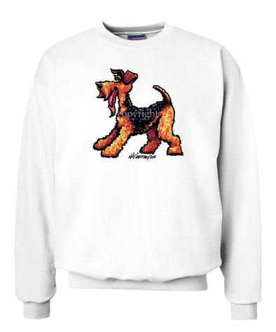 Welsh Terrier - Cool Dog - Sweatshirt