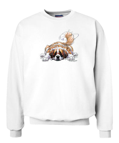 Saint Bernard - Rug Dog - Sweatshirt