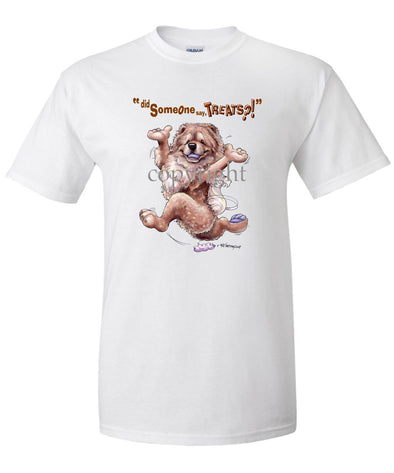 Chow Chow - Treats - T-Shirt