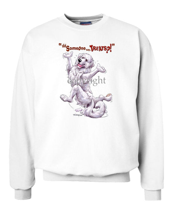 Great Pyrenees - Treats - Sweatshirt