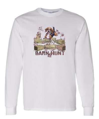 Beagle - Barnhunt - Long Sleeve T-Shirt
