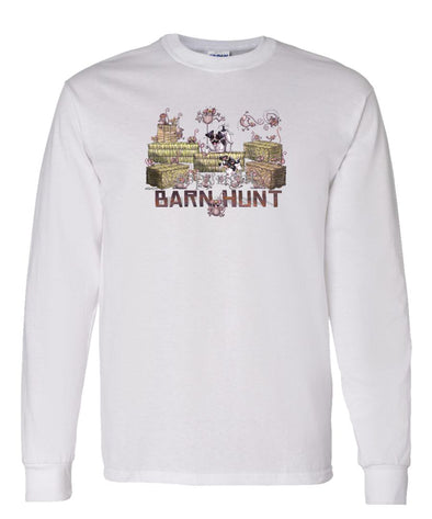 Rat Terrier - Barnhunt - Long Sleeve T-Shirt