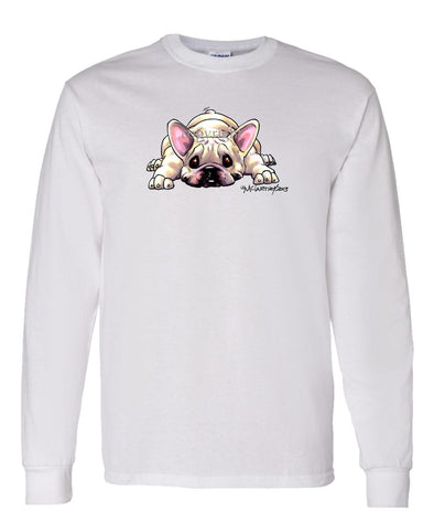 French Bulldog - Rug Dog - Long Sleeve T-Shirt