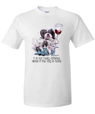Havanese - It's Not Drinking Alone - T-Shirt