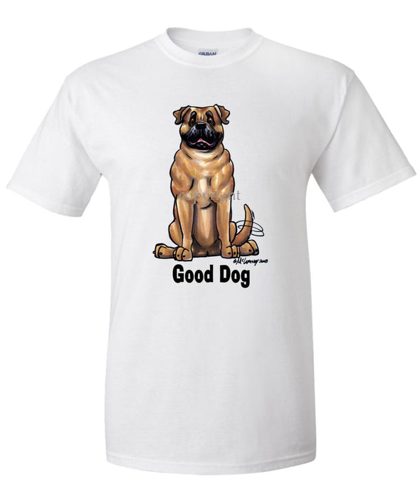 Bullmastiff - Good Dog - T-Shirt