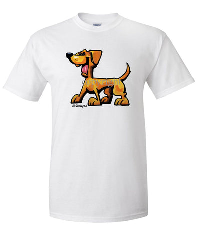 Labrador Retriever  Yellow - Cool Dog - T-Shirt