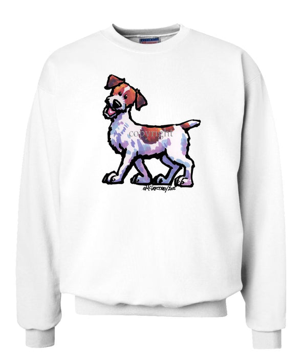 Parson Russell Terrier - Cool Dog - Sweatshirt