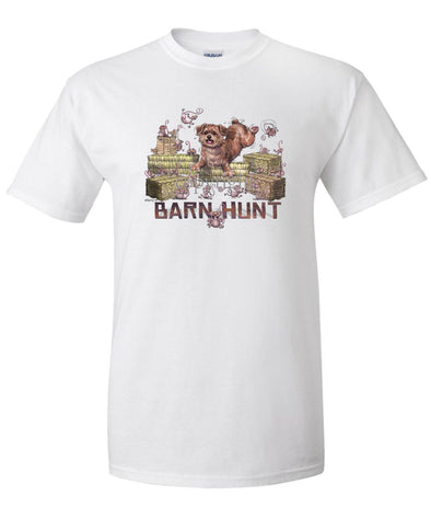 Norfolk Terrier - Barnhunt - T-Shirt