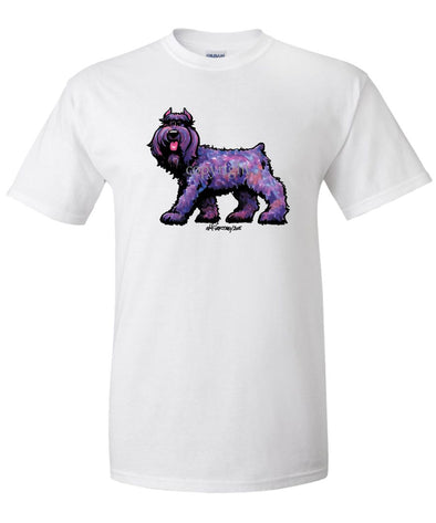 Bouvier Des Flandres - Cool Dog - T-Shirt