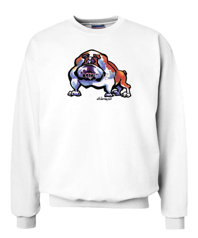 Bulldog - Cool Dog - Sweatshirt