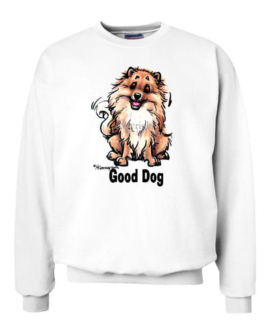 Pomeranian - Good Dog - Sweatshirt