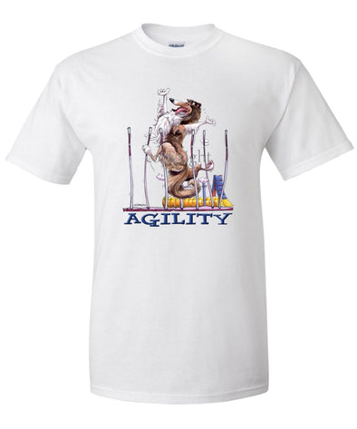 Collie - Agility Weave II - T-Shirt