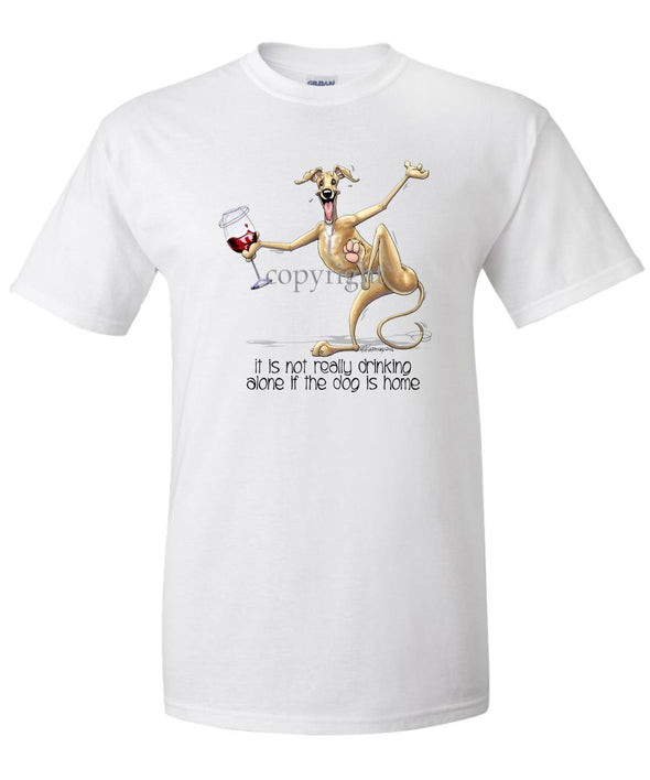 Greyhound - It's Drinking Alone 2 - T-Shirt